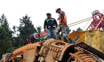 Concluyen los trabajos de apertura del Bi-túnel en el Tren México-Toluca