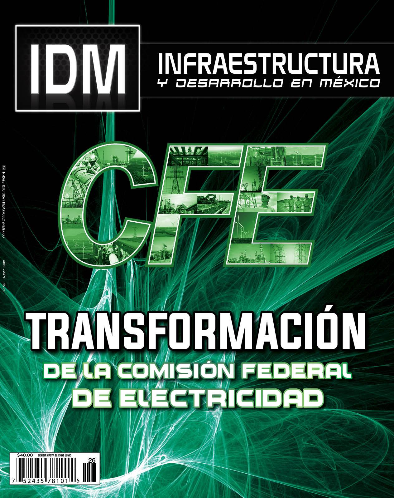 Transformación de la Comisión Federal de Electricidad