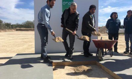 Arranca la construcción de un nuevo parque eólico de 244 MW en México