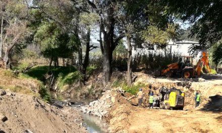 Inician construcción de puente vehicular en Ixtacuixtla, Tlaxcala