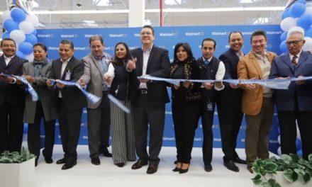 Inauguran nueva tienda Walmart Supercenter en Tlaxcala