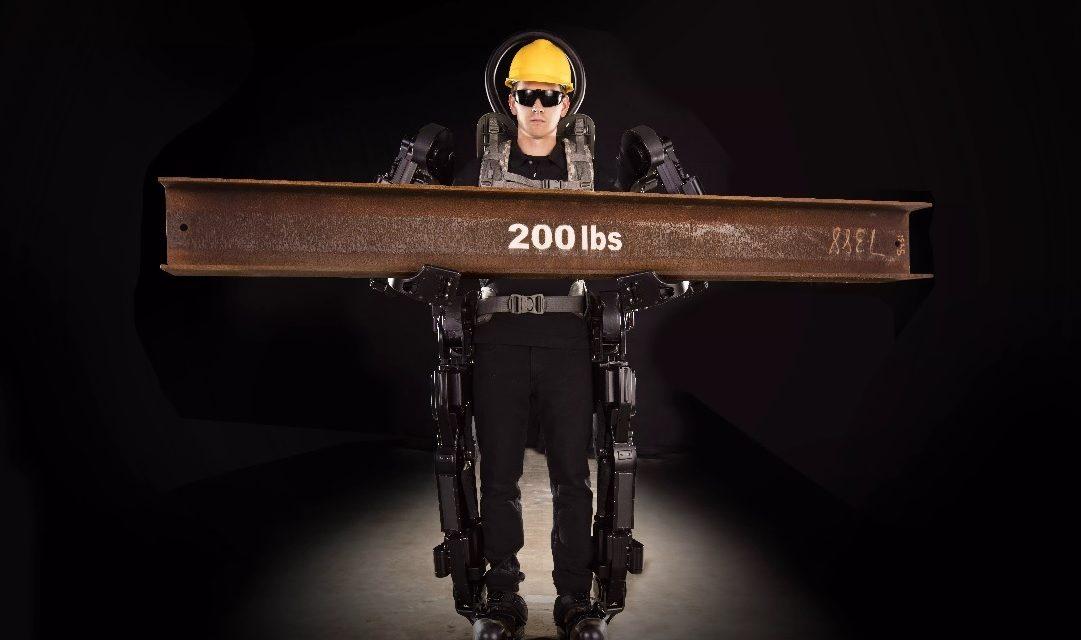 Robótica en beneficio de los trabajadores de la industria y construcción