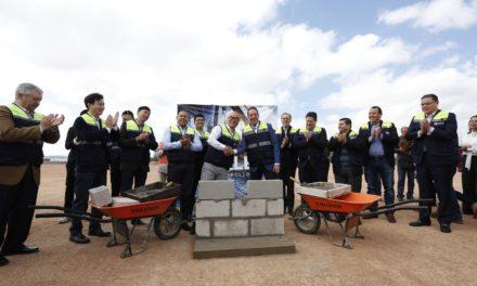 Inicia construcción de planta productora de fibras sintéticas en Querétaro