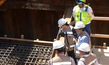 Supervisan infraestructura hidráulica del sistema de drenaje profundo