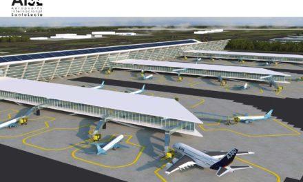Presentarán Plan Maestro del Aeropuerto de Santa Lucía