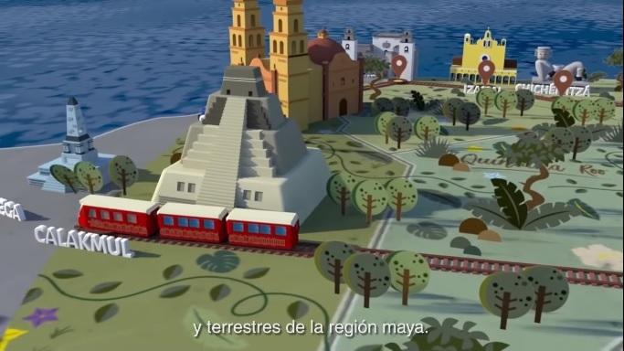 Realizará la UNAM estudios de factibilidad y evaluación de impacto del Tren Maya