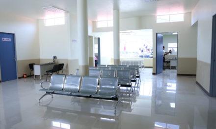 """""""Ciudad de la Salud"""", otro hospital desahuciado en Michoacán"""