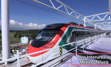 Avances del Tren Interurbano México-Toluca