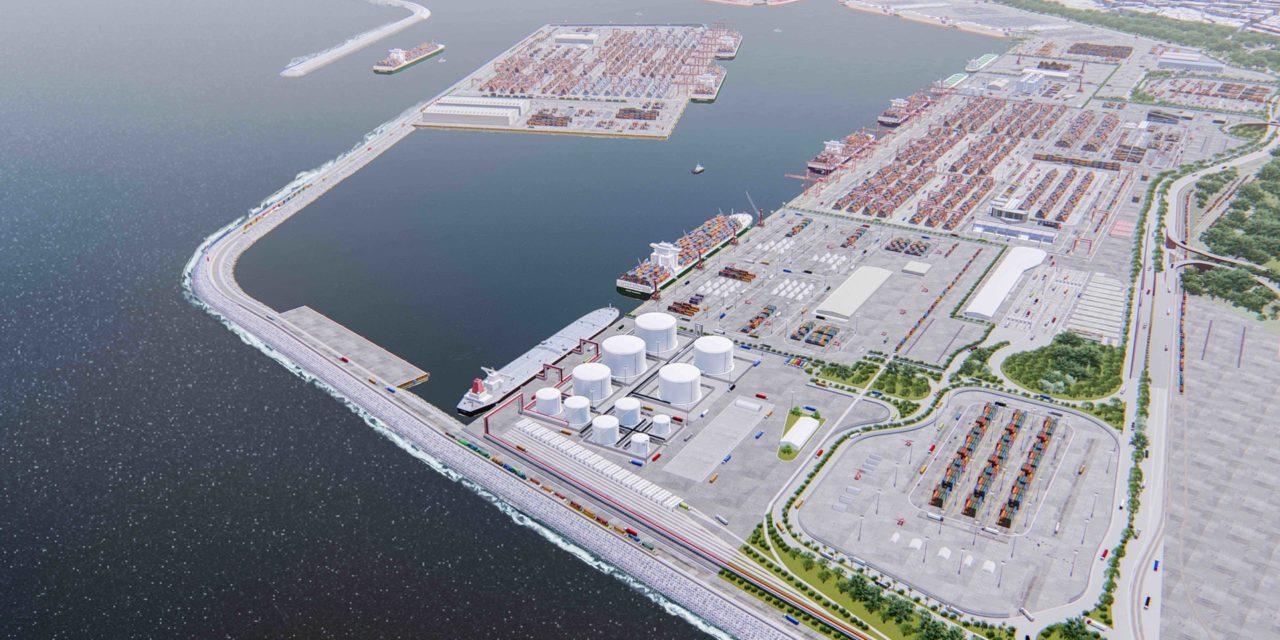 En mayo estará listo el Centro Logístico Ferroviario del Puerto de Veracruz