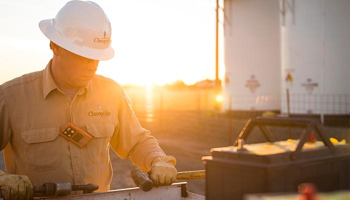 Chesepeake Energy, pionera del fracking, se declara en bancarrota
