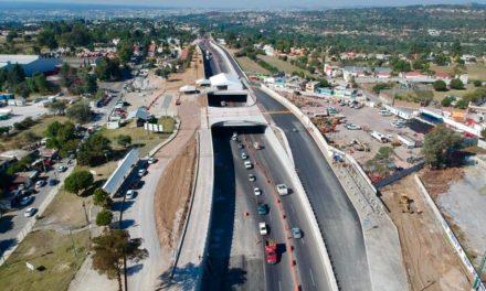 Infraestructura Carretera: Supervisión del Paso Inferior Vehicular Ocotoxco en Tlaxcala