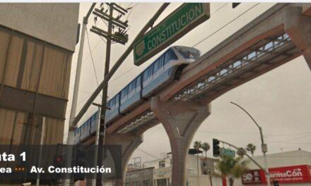 Contemplan construcción del primer monorriel en Tijuana