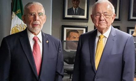 Jorge Arganis Díaz Leal nuevo secretario de Comunicaciones y Transportes