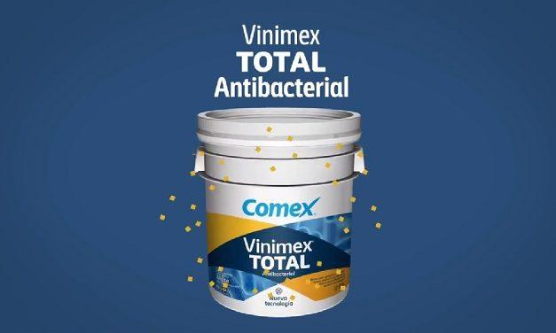 Comex presentó Vinimex Total Antibacterial