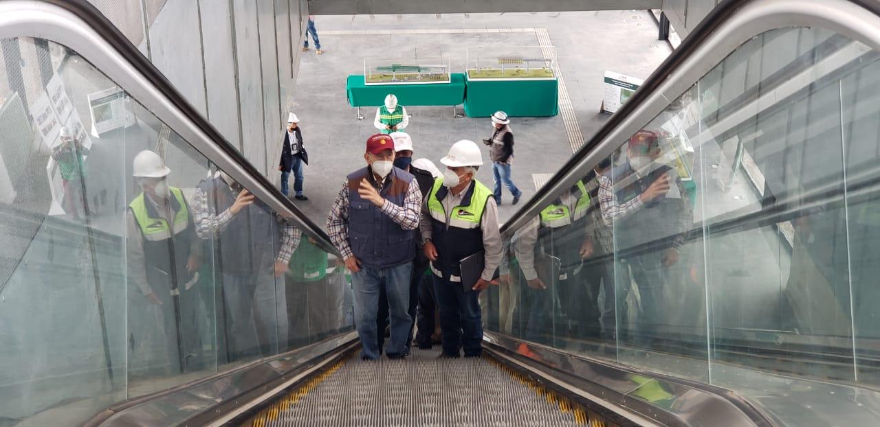 En el 2022 entregarán el Tren Interurbano México-Toluca