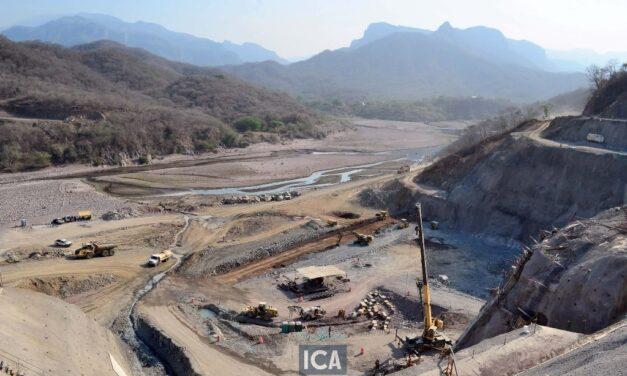 Anuncian avances para reiniciar la construcción de la presa Santa María en Sinaloa