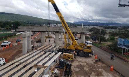 Supervisan infraestructura carretera en Querétaro