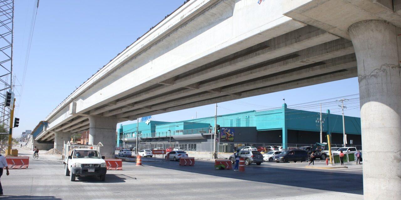 Informan avances de la construcción de infraestructura urbana en Chihuahua