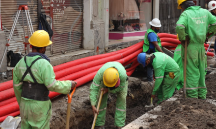 Invierten 349.5 millones de pesos en infraestructura en el Centro Histórico de la Ciudad de México