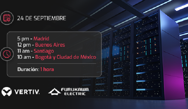Webinar / El rol del Data Center en la transformación tecnológica de Latino América