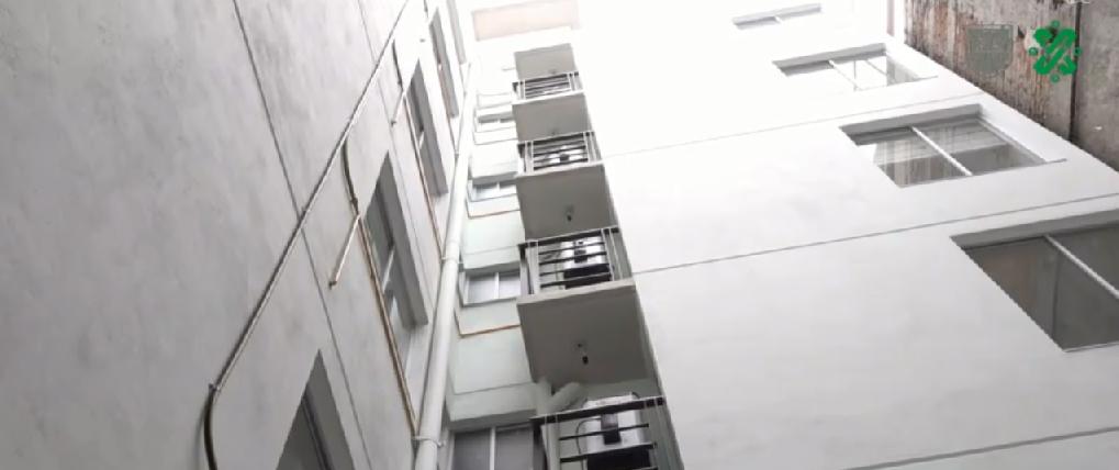 Entrega gobierno de la Ciudad de México tres edificios que fueron reconstruidos tras los daños ocasionados por el sismo del 19 de septiembre de 2017