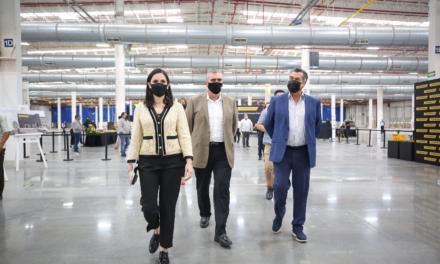 Stanley Black & Decker invertirá 40 millones de dólares en su nueva planta industrial en Nuevo León