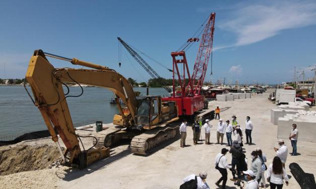 Administración Portuaria Integral de Puerto Progreso invertirá 3,500 millones de pesos en infraestructura