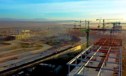 Avances de las principales obras de infraestructura en México