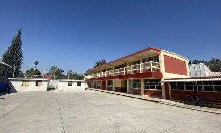 Este año invertirán 233 mdp en infraestructura educativa en escuelas dañadas por el sismo de 2017