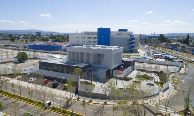 Nuevo Hospital General de Querétaro, Infraestructura en Salud a favor de la población