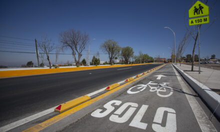 Entregan infraestructura urbana en Corregidora, Querétaro