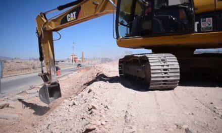 Inicia construcción del Paso Superior carretera Aldama–Chihuahua