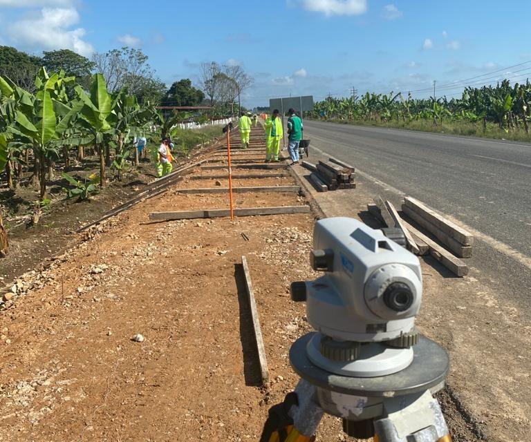 Rehabilitan 23 tramos de Infraestructura Carretera en Tabasco
