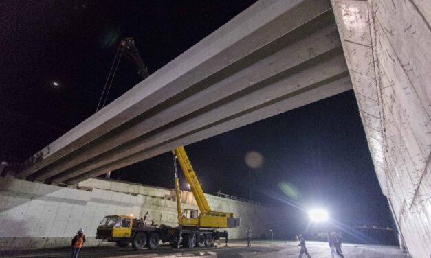 Avanza construcción de nuevo puente vehicular en la carretera Tlaxcala-Apizaco