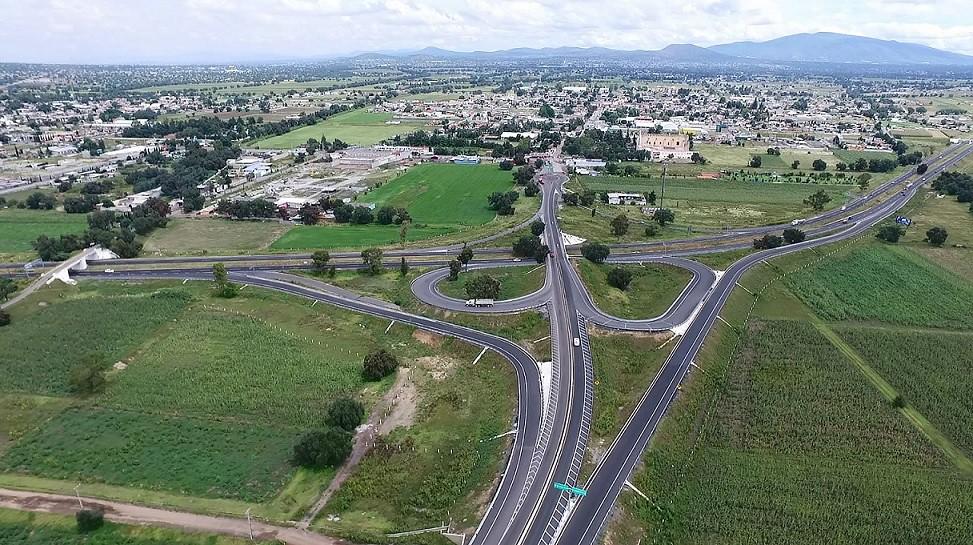 Infraestructura Carretera en México