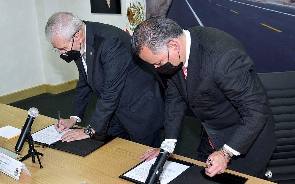 Unidad de Inteligencia Financiera apoyará a la SCT en el combate a la corrupción e impunidad